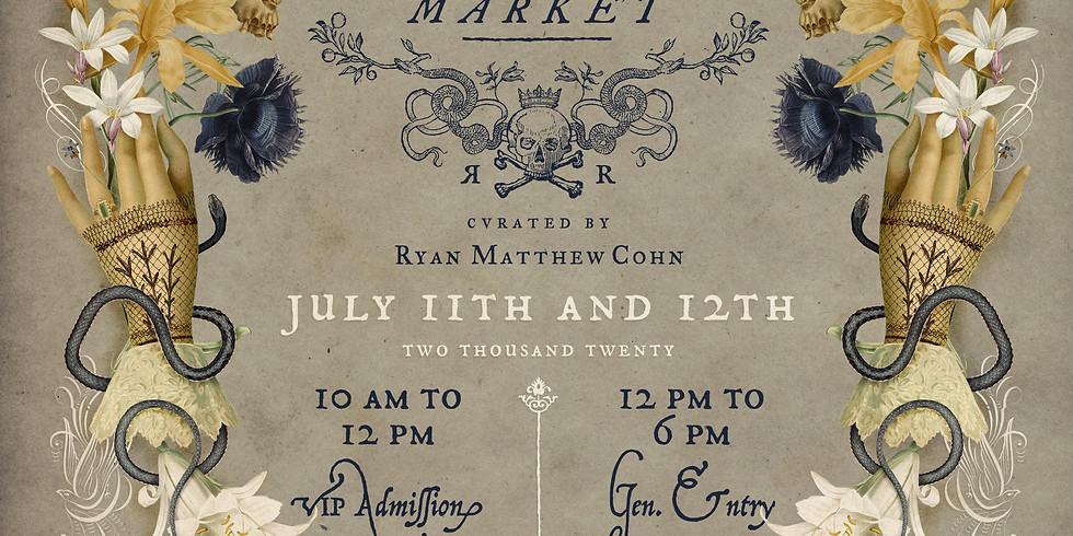 Sunday Oddities Flea Market LA General Admission