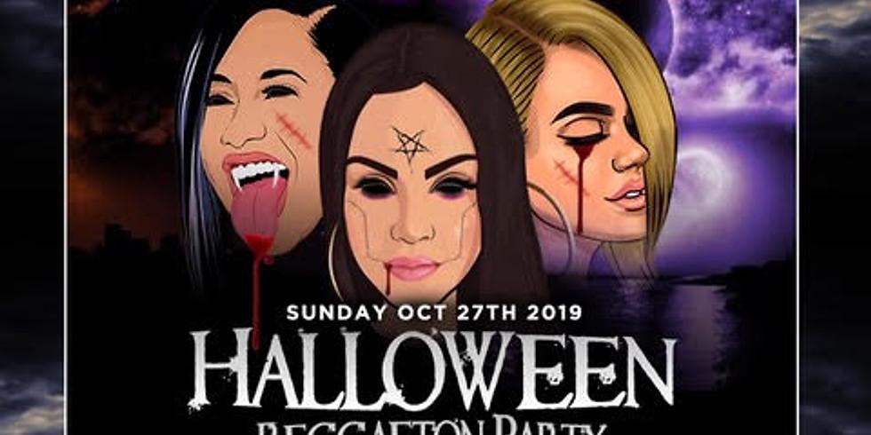 FREAKYTON - Halloween Reggaeton Party