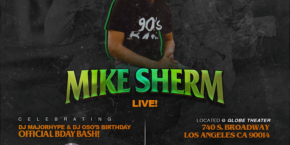 Mike Sherm