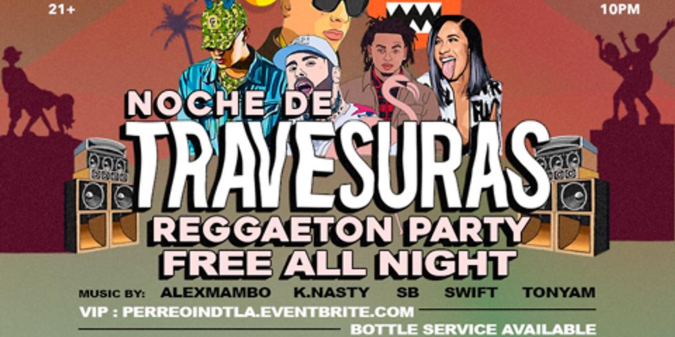 Travesuras (Reggaeton Party)