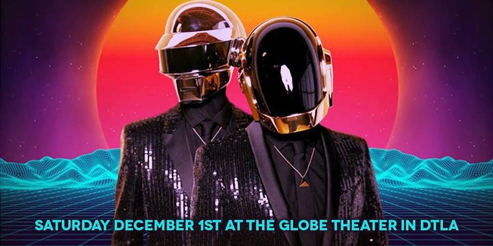 Digital Love - Daft Punk Night