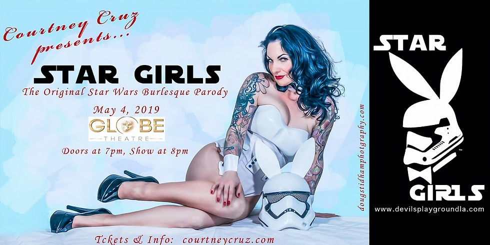 Star Girls Burlesque - May the 4th Celebration