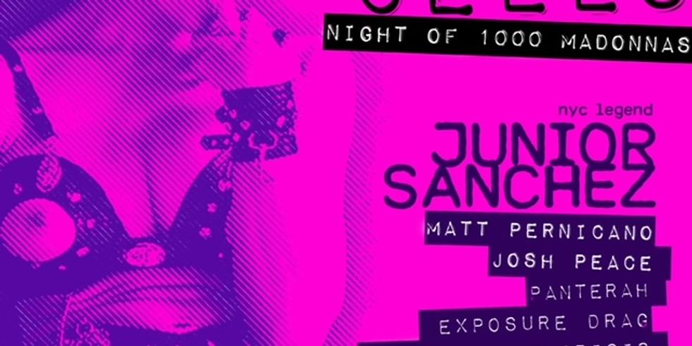 SEX CELLS — NIGHT OF 1000 MADONNAS