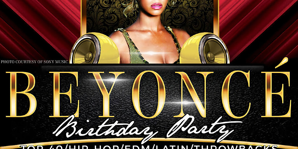 TIGERHEAT - Beyonce Birthday Party