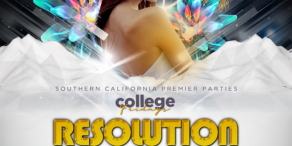 RESOLUTION - 1st PARTY OF THE YEAR