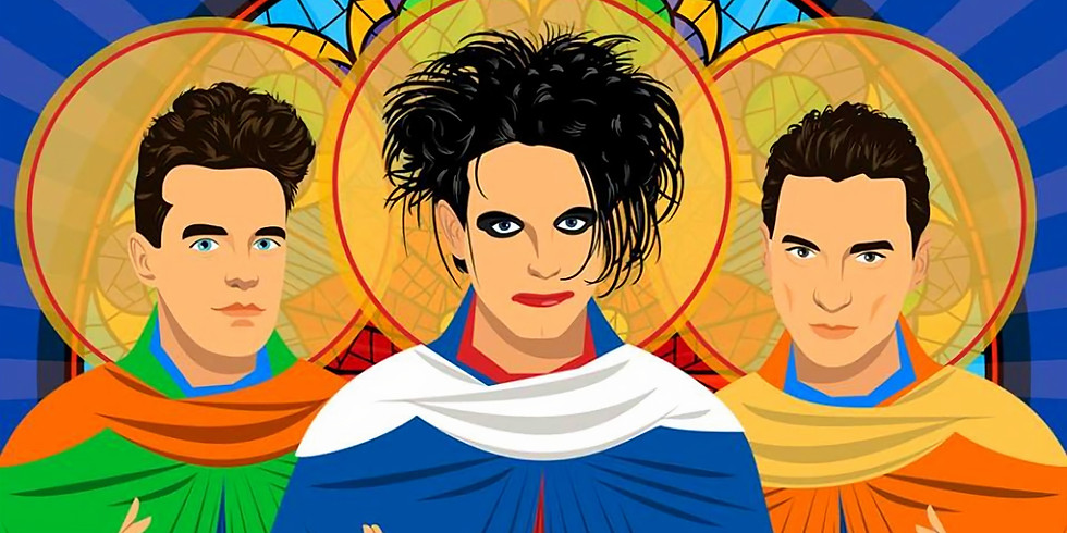 Holy Trinity•Smiths/Cure/Depeche Mode Night
