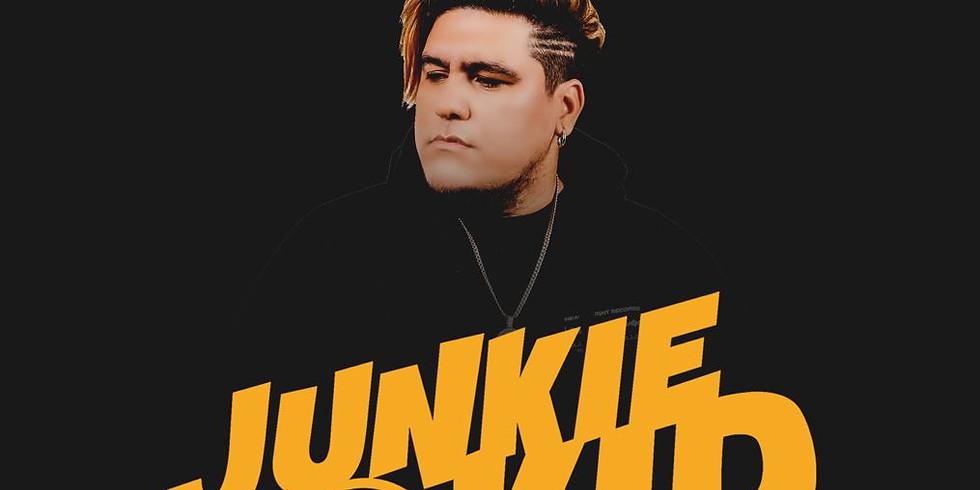 Junkie Kid @ The Globe Theatre