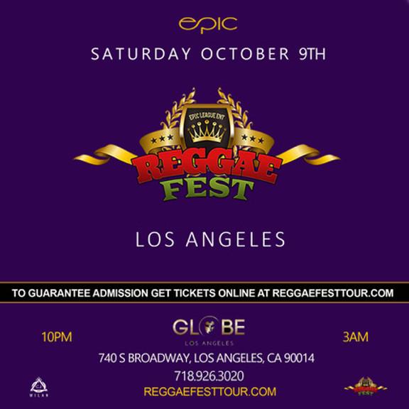 Reggae Fest LA
