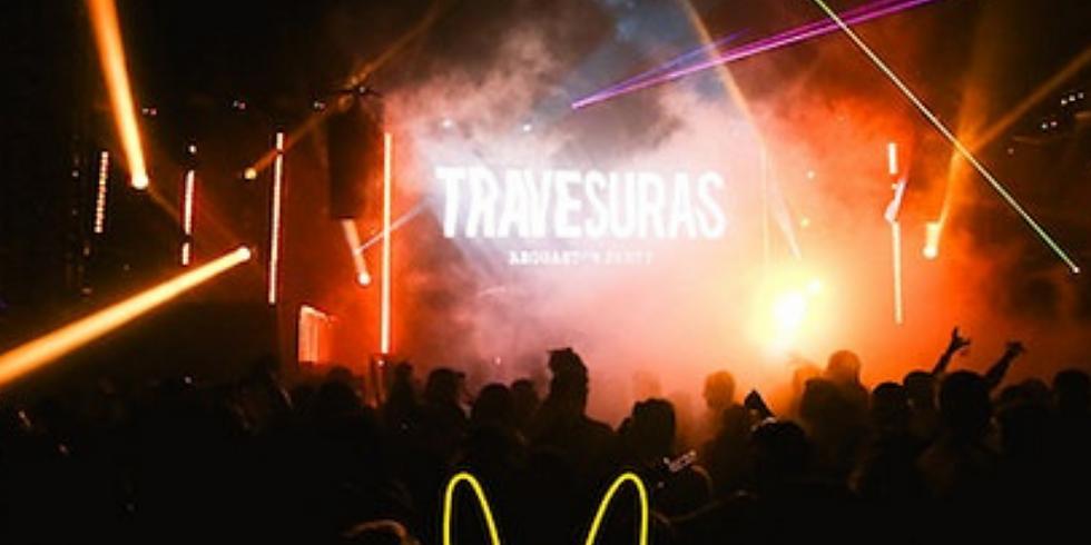 Travesuras Reggaeton Party Halloween Edition
