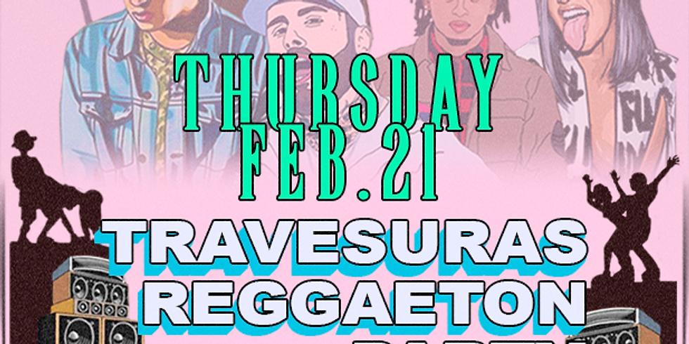 TRAVESURAS Reggaeton Party