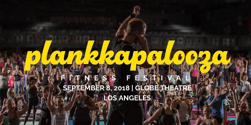 Plankkapalooza - Fitness Festival