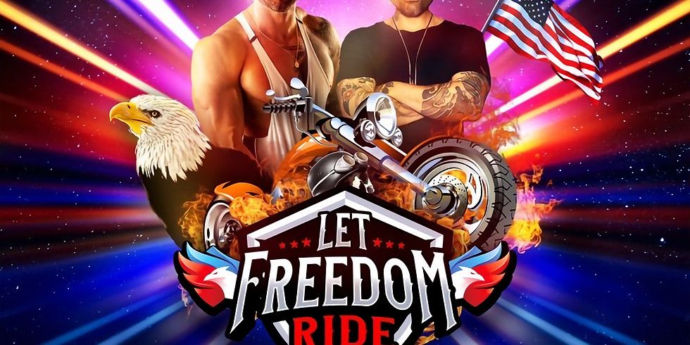 GPS: LET FREEDOM RIDE!