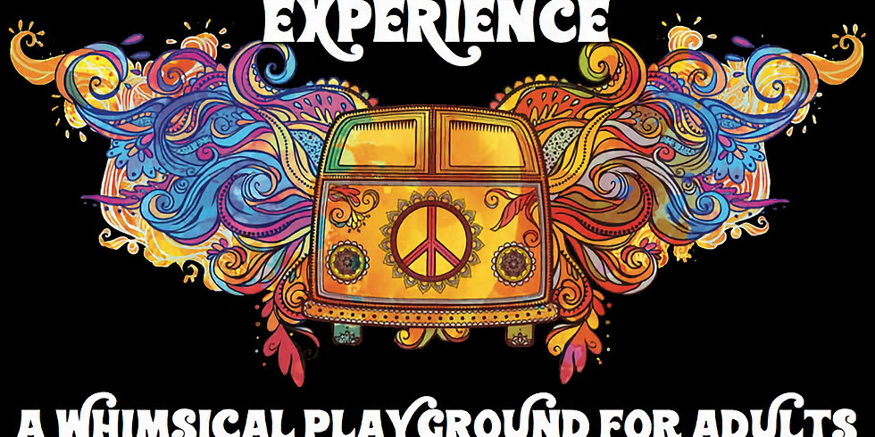 Kaleidoscope Experience - A Whimsical Playground for Adults