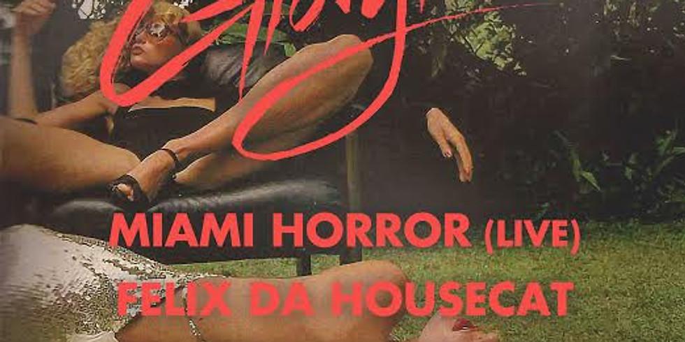 Postponed   Giorgio's ft. Miami Horror, Felix Da Housecat, Fleetmac Wood