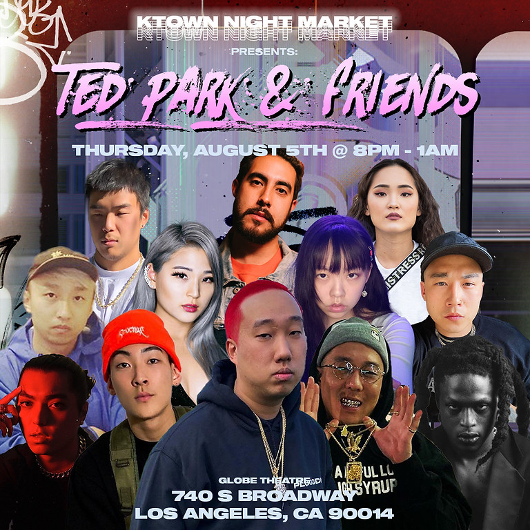 TED PARK & FRIENDS
