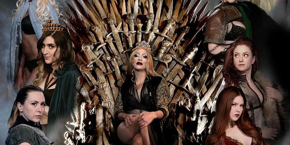 """A Clash of Queens"" - A Game of Thrones Parody Burlesque"