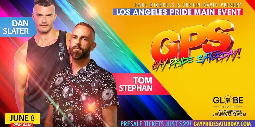 GPS: Gay Pride Saturday