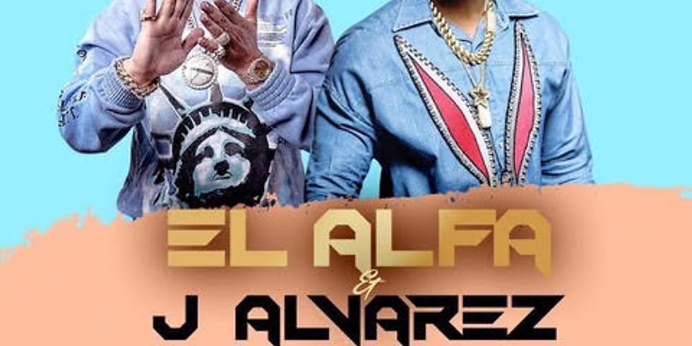 EL ALFA YJ ALVAREZ