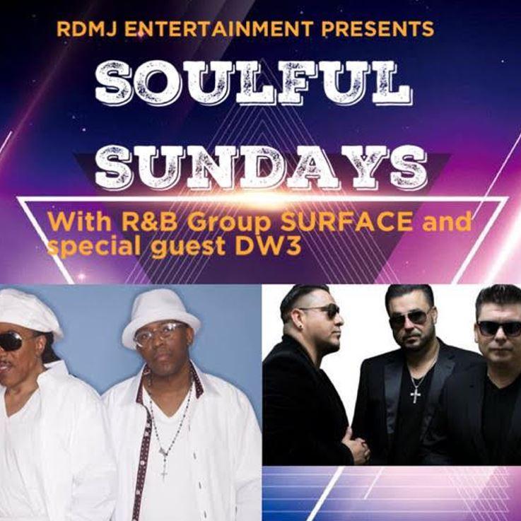 Soulful Sundays Live!