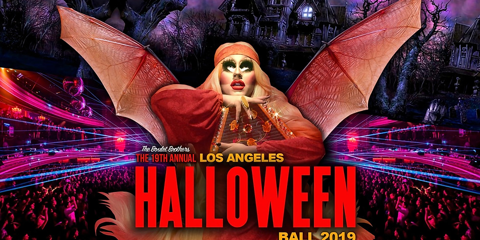The Boulet Brothers Los Angeles Halloween Ball 2019