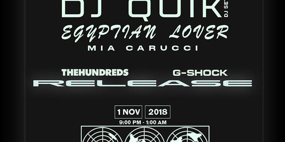 THE HUNDREDS X G-SHOCK