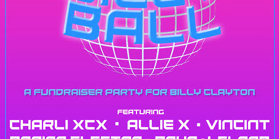 The Billy Ball - A fundraiser party