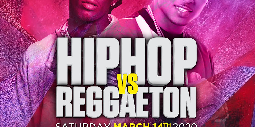 Postponed | HIP-HOP VS REGGAETON