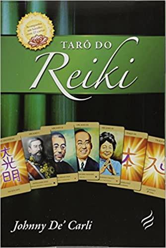Tarô do Reiki (27 cartas + livro)