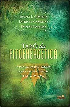 Tarô da Fitoenergética ( 118 cartas + livro)
