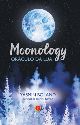 Moonology - Oráculo da Lua (44 cartas + livreto)