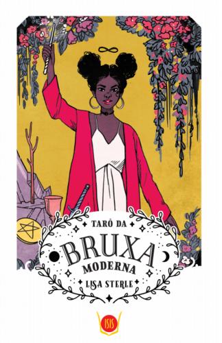 Tarô da Bruxa Moderna (78 cartas + livro)