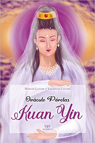 Oráculo Pérolas de Kuan Yin (36 cartas litografadas + livro))