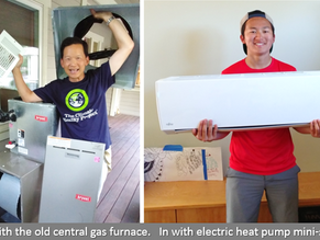 Home Electrification (Part 1): Why We are Removing Gas from our Home and Going All Electric