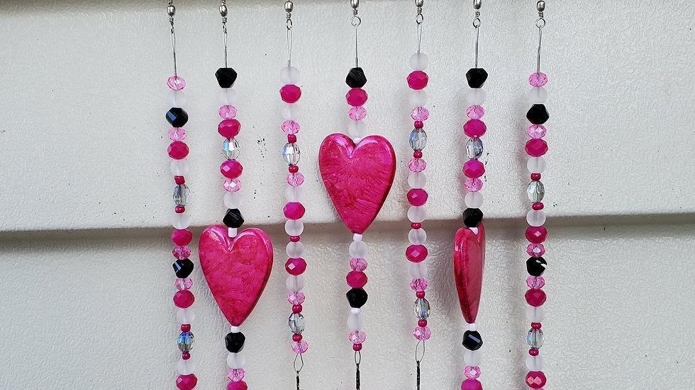 Pretty in Pink Windchimes