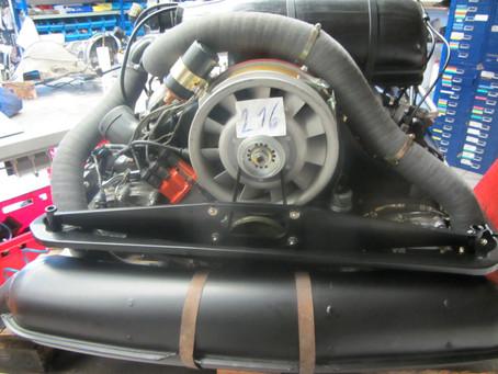 Réfection moteur de notre 3.0 SC Targa de 1978