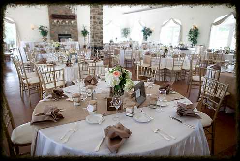 20 Burlap table runners