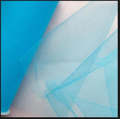 Turquoise Premium Tulle
