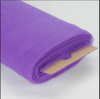 Royal Purple Premium Tulle
