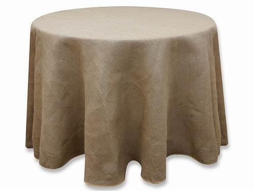 Burlap Tablecloth wedding decorations