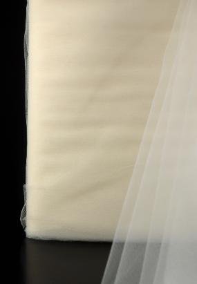 Ivory Premium Tulle