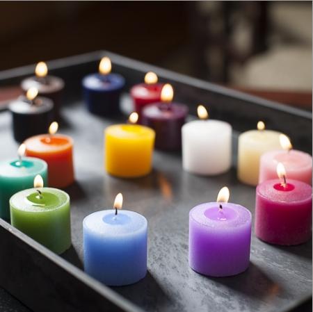 72 votive candles