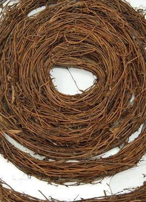 30 feet of rustic garland
