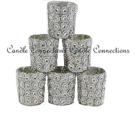 Bling Votive 6-pack