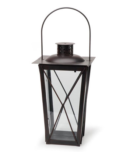 Large Rustic Lantern 4 Pack