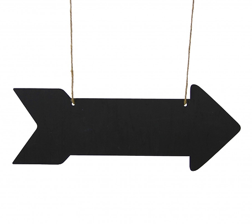 Chalkboard Double Sided arrows set of two