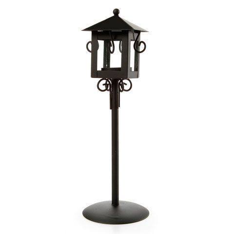 Tall Vintage Streetlight Lanterns 4-pack