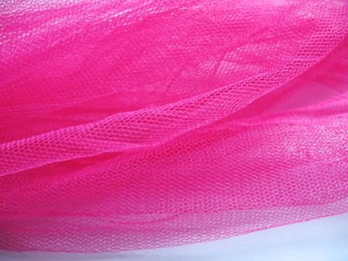Ravishing Pink Premium Tulle