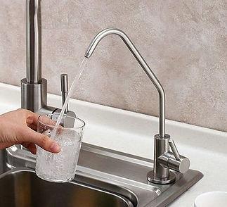Separate drinking water faucet.jpg