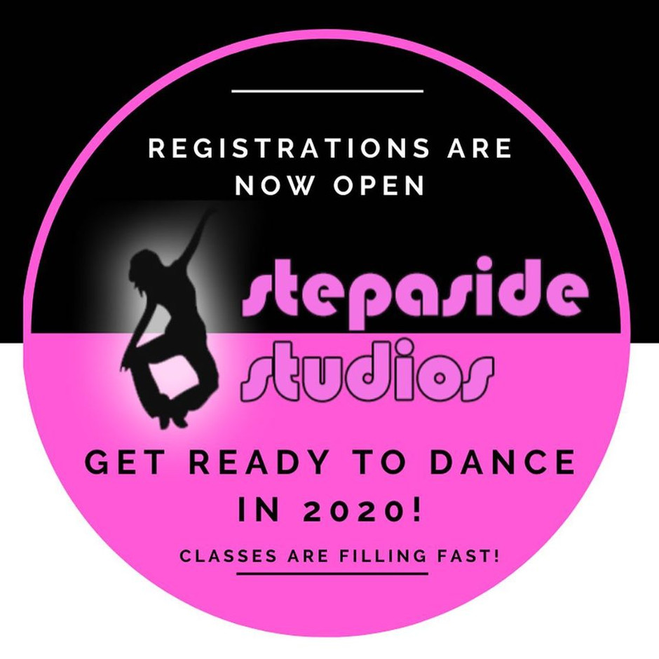 Class Registrations for 2020 are now open!