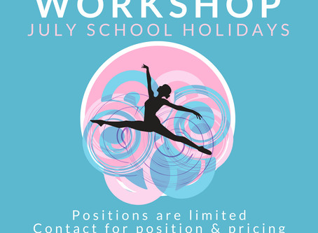 Winter School Holiday Workshop